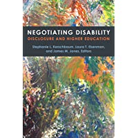 Negotiating Disability (Corporealities: Discourses Of Disability)