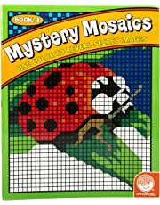 Mindware Mystery Mosaics: Book 4 (Colouring Book)