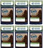 Tom's of Maine Women's Natural Powder Antiperspirant Stick Deodorant