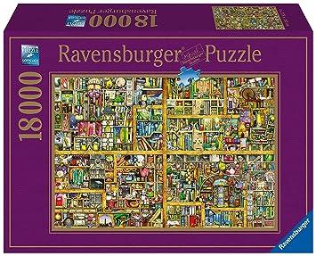 puzzle mit den meisten teilen