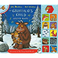 The Gruffalo's Child Sound Book by Julia Donaldson and Axel Scheffler