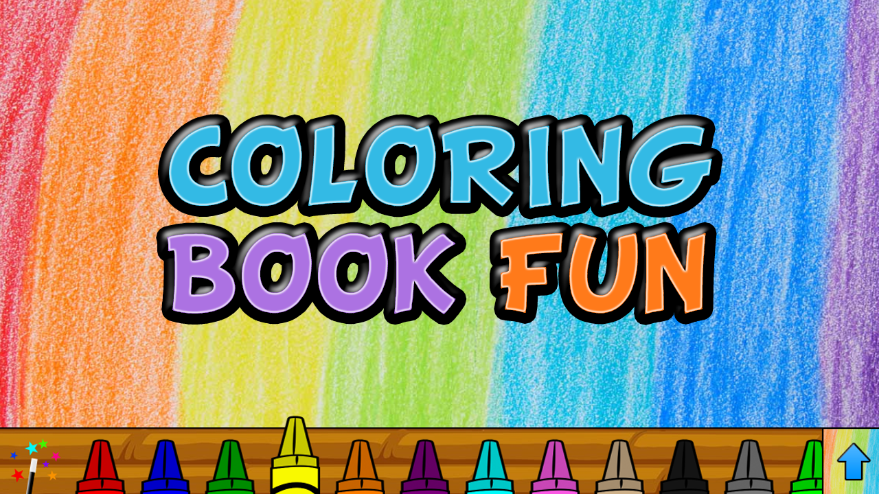 Amazon.com: Coloring Book Fun: Appstore for Android