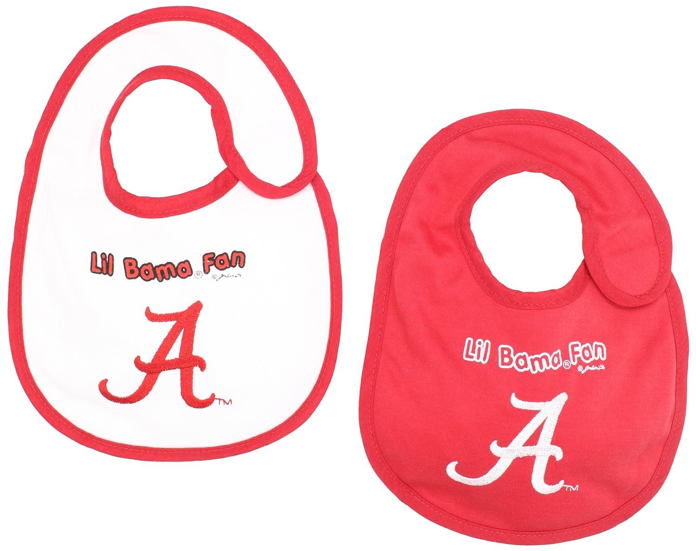 NCAA Alabama Crimson Tide Infant Bib 2-Piece Set