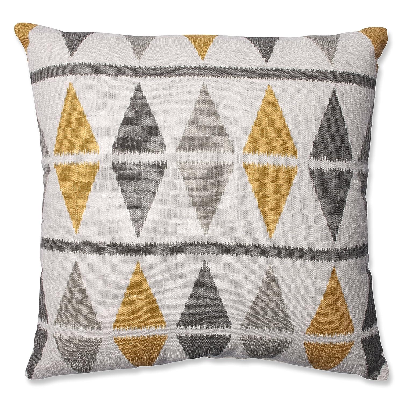 Amazon Pillow Perfect Ikat Argyle Throw Pillow 16 5 Inch