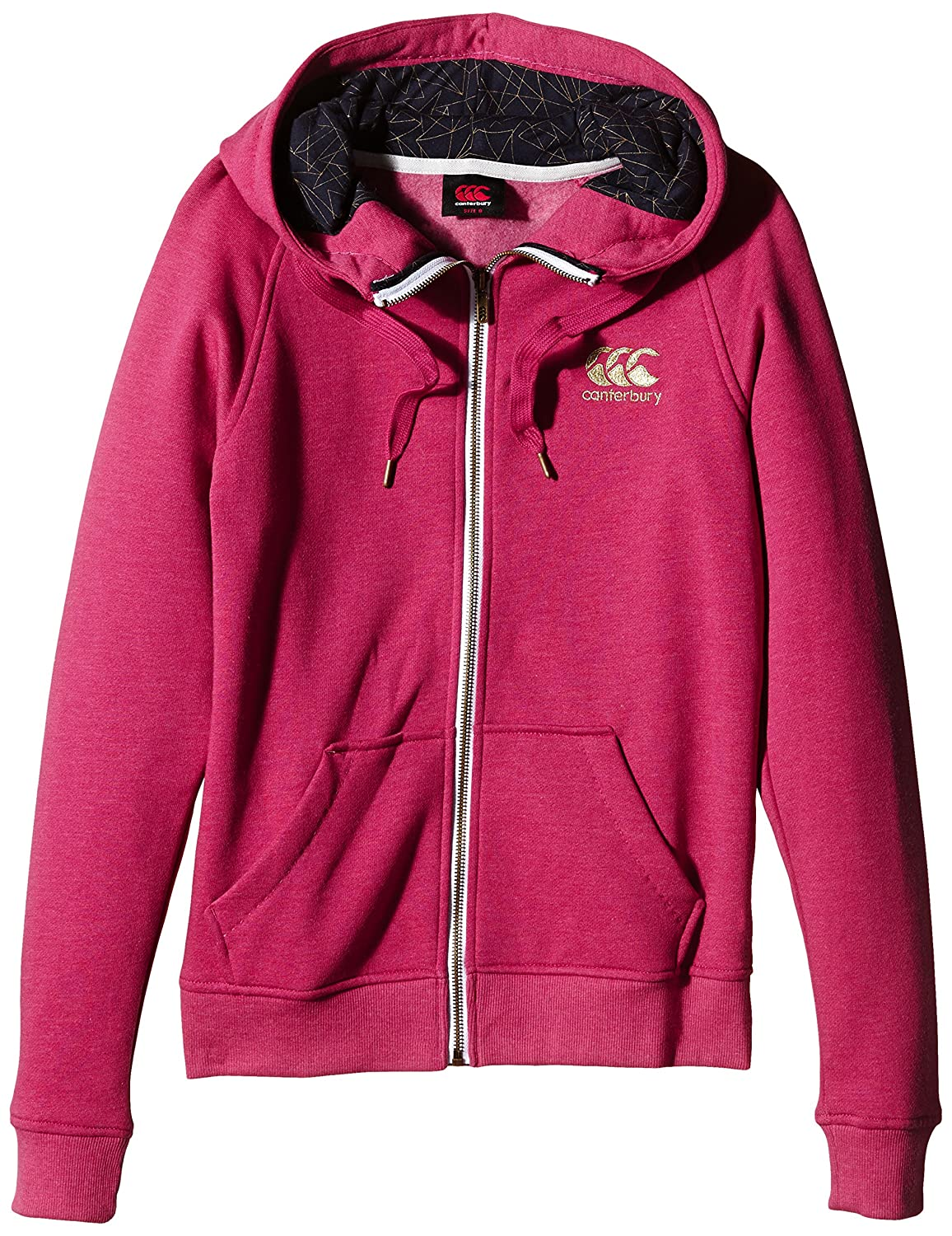 Canterbury Women's Zip through Hoody