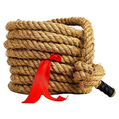 Franklin Field Day Tug of War Rope with Flag for Kids and Adults - Perfect for Team Building - 20ft Long: Toys & Games
