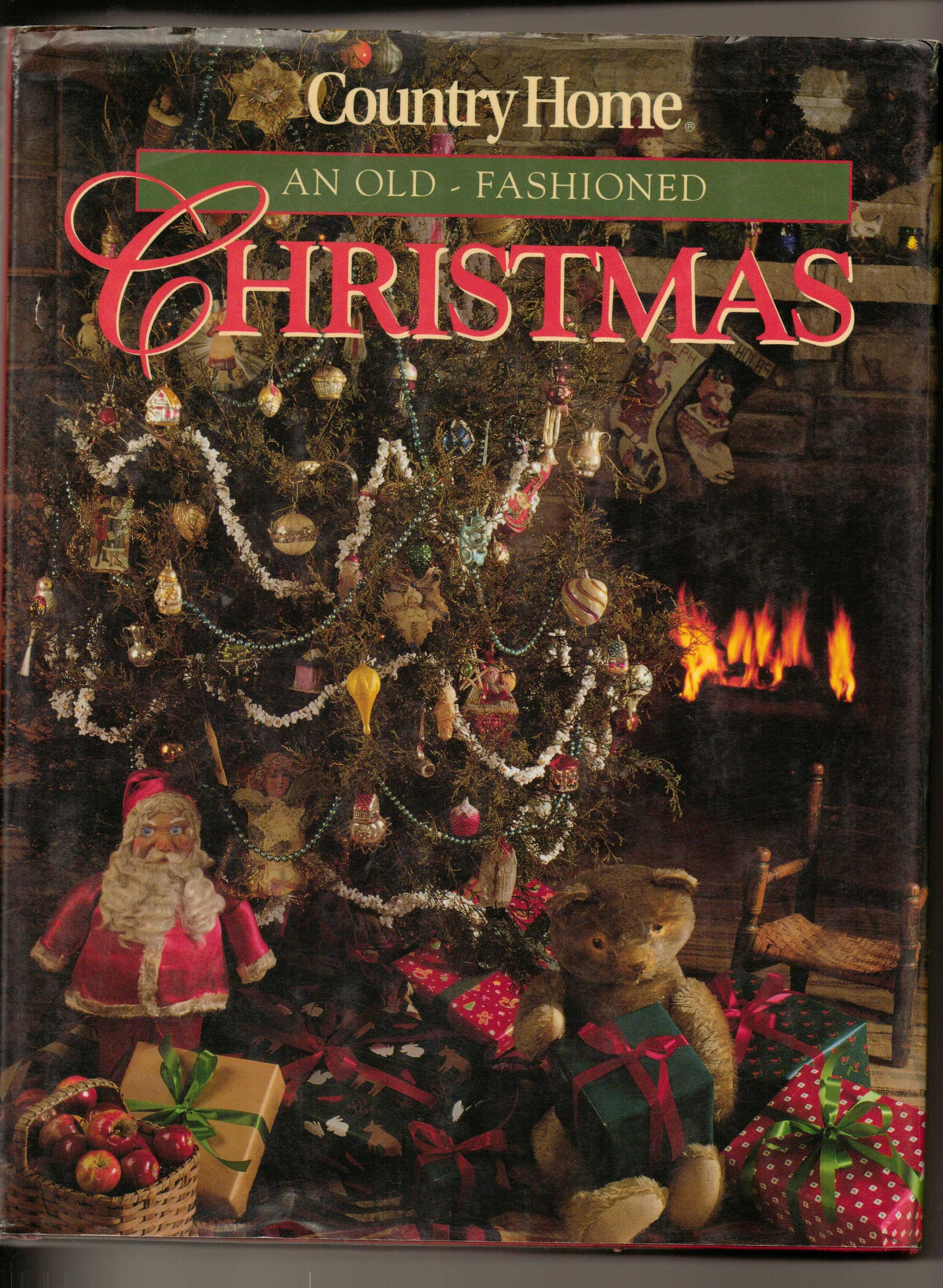 Country Home: An Old Fashioned Christmas: Jean Lemmon: 9780696019654 ...