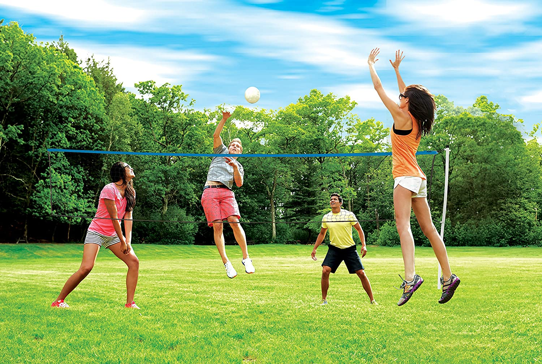 amazon com franklin sports fun 5 combo game general sporting