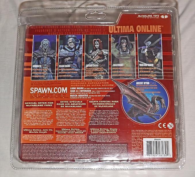 Ultima Online > Ancient Wyrm Action Figure