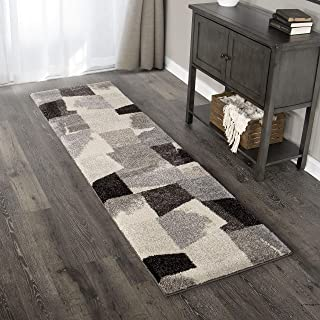 "product image for Orian Rugs Wild Weave Rampart Slate Runner Rug, 2'3"" x 8', Grey"