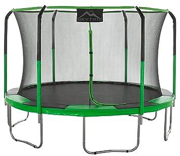 Amazon.com: SKYTRIC, trampolín con sistema de ...