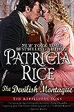 Devilish Montague (Rebellious Sons Book 2) (Rebellious Sons Series)