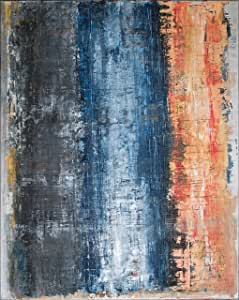 Painting on Canvas titled: Fugue 2 op 88