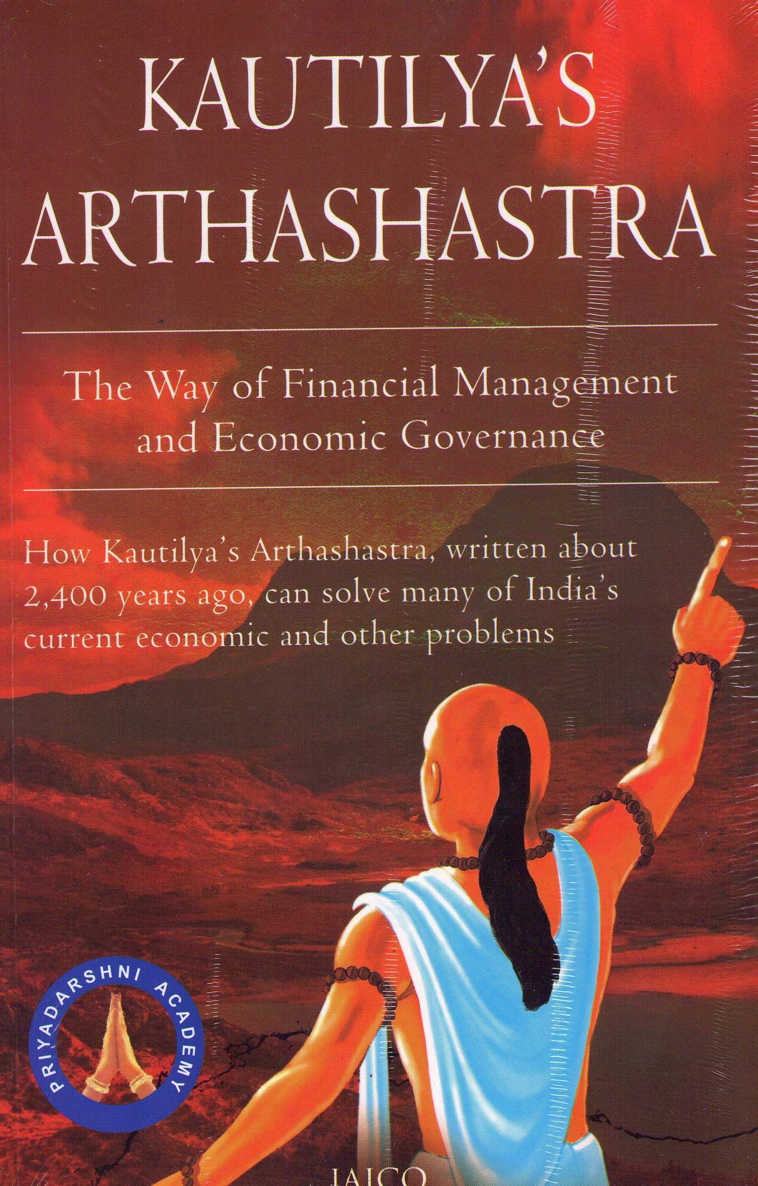 arthashastra mainly deals with