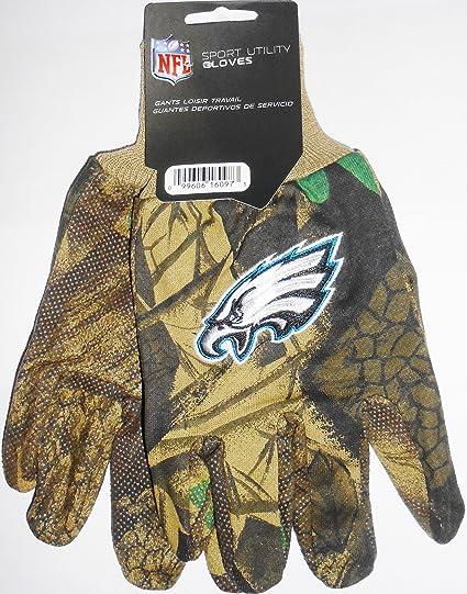 Philadelphea Eagles NFL Grip Gloves
