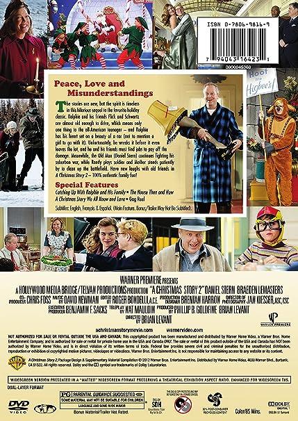 A Christmas Story Sequel.Amazon Com A Christmas Story 2 Ultraviolet Digital Copy Nat