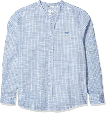 Dockers - Camisa de manga larga para hombre: Amazon.es: Ropa y accesorios