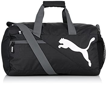 1b44e5a1e07ef PUMA Sporttasche Fundamentals Sports Bag S black