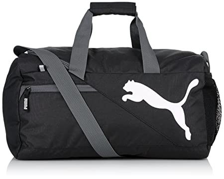 Puma Polyester 29 Ltrs Black Gym Bag (7349901)  Amazon.in  Bags ... 42a12739b1994