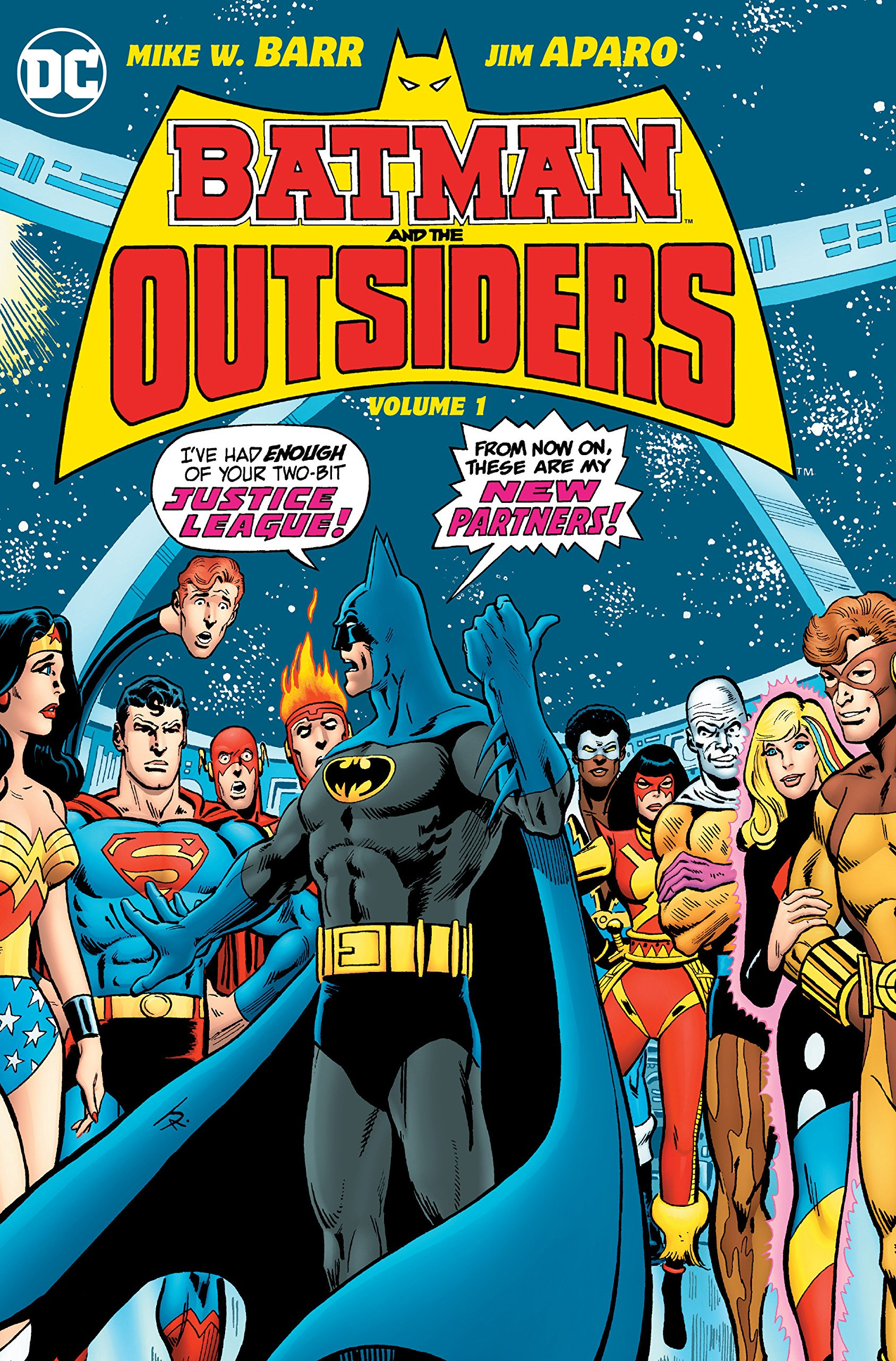 Batman The Outsiders Hc Vol 1 Batman And The Outsiders Amazon Co Uk Barr Mike 9781401268121 Books