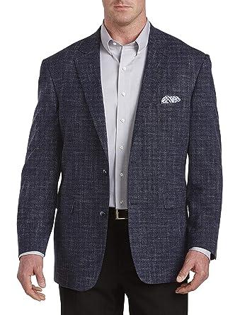 b7ebf297 Oak Hill DXL Big and Tall Textured Sport Coat at Amazon Men's Clothing  store: