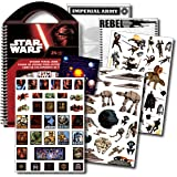 STAR WARS Stickers Travel Activity Set with Stickers, Activities, and Large Specialty Sticker