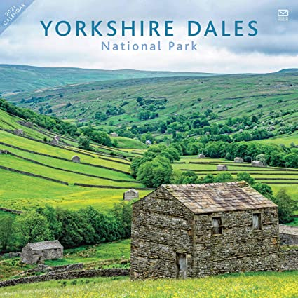 Yorkshire Dales National Park Calendar 2021 Amazon Co Uk Office Products