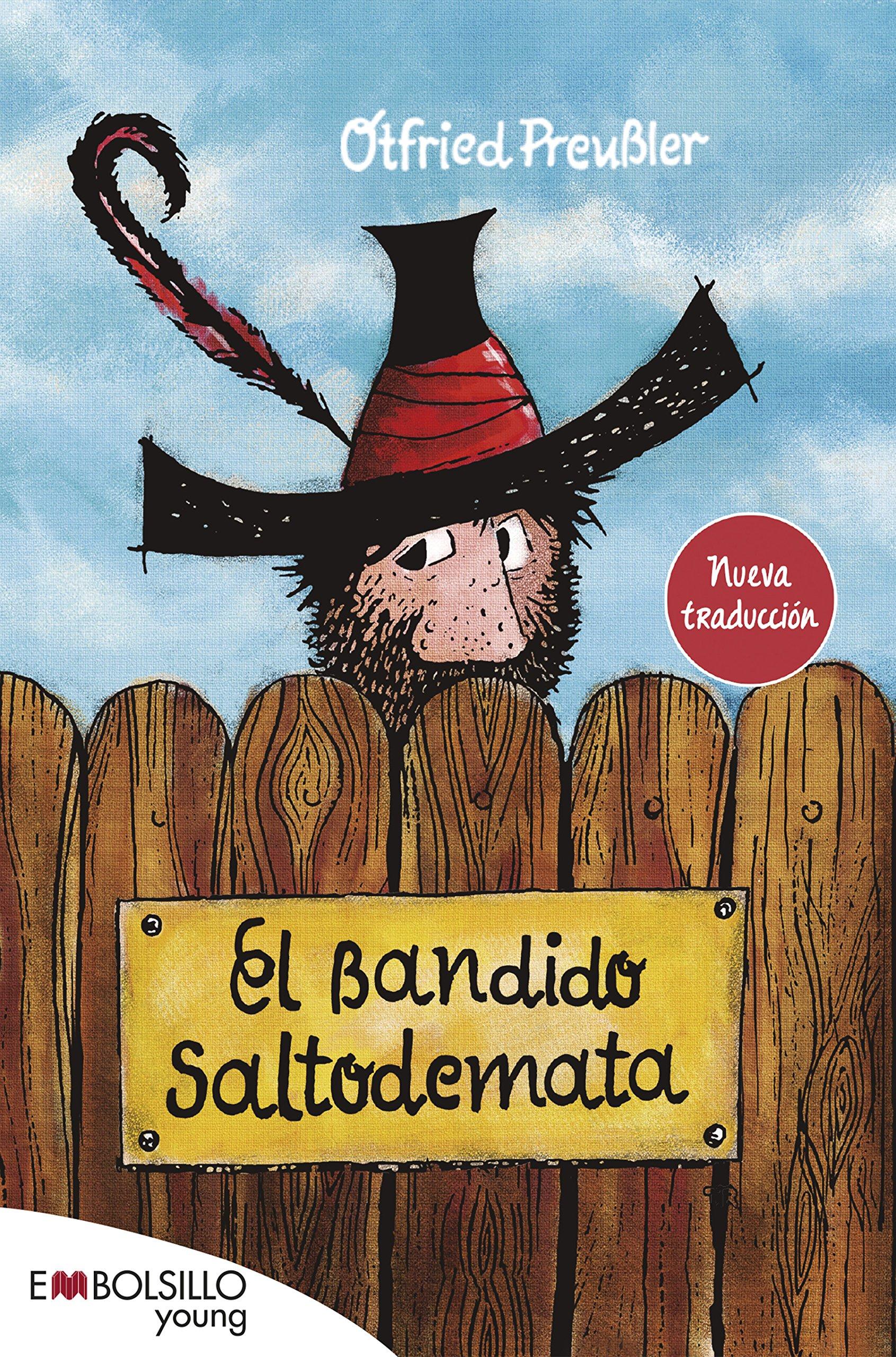 El bandido Saltodemata (EMBOLSILLO)