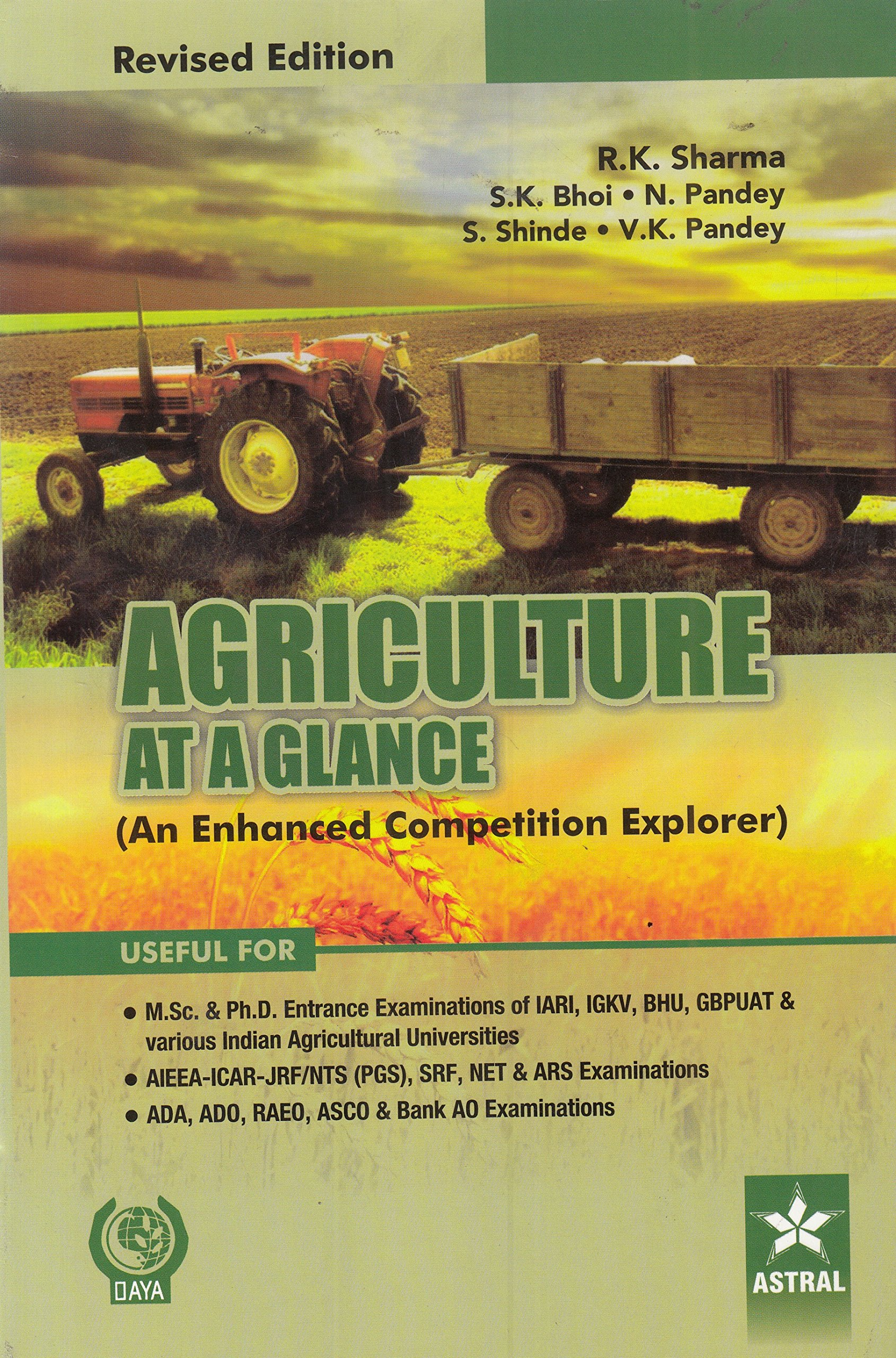 Buy Agriculture at a Glance: Enchanced Competition Explorer