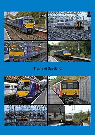 Calendario Uem.Trenes De Escocia Calendario De Pared 2016 A4 Uem Dmu Trenes En