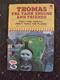 Thomas The Tank Engine & Friends : Percy And Harold : Percy Takes The Plunge :