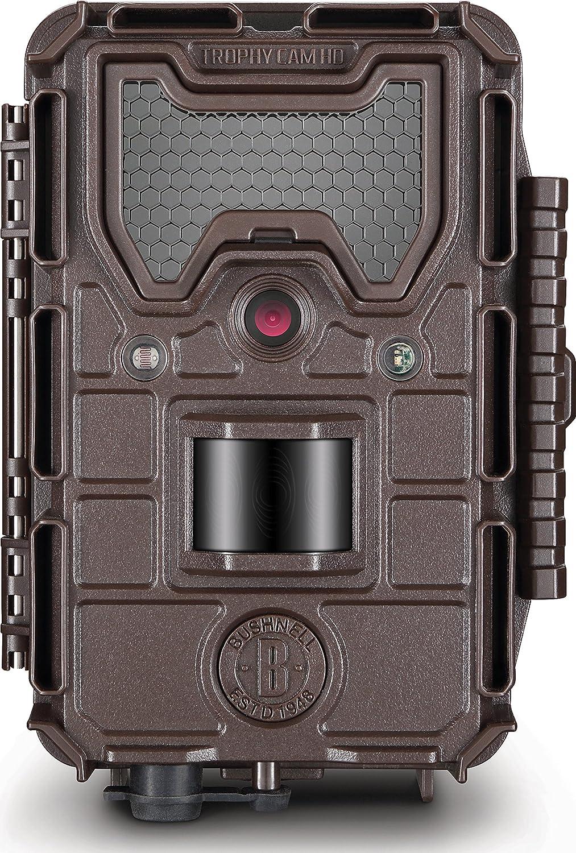 Bushnell 14MP Trophy Cam HD Aggressor No Glow Trail Camera, Brown 119776CN