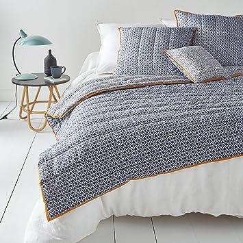 la redoute interieurs couvre lit en voile de coton matelass amone 230 - Couvre Lit La Redoute