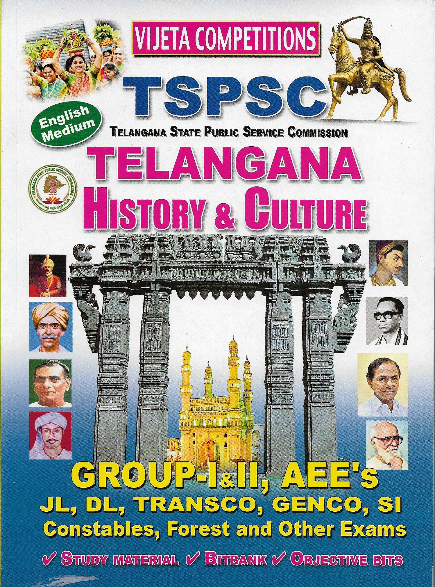 List of Synonyms and Antonyms of the Word: telangana history