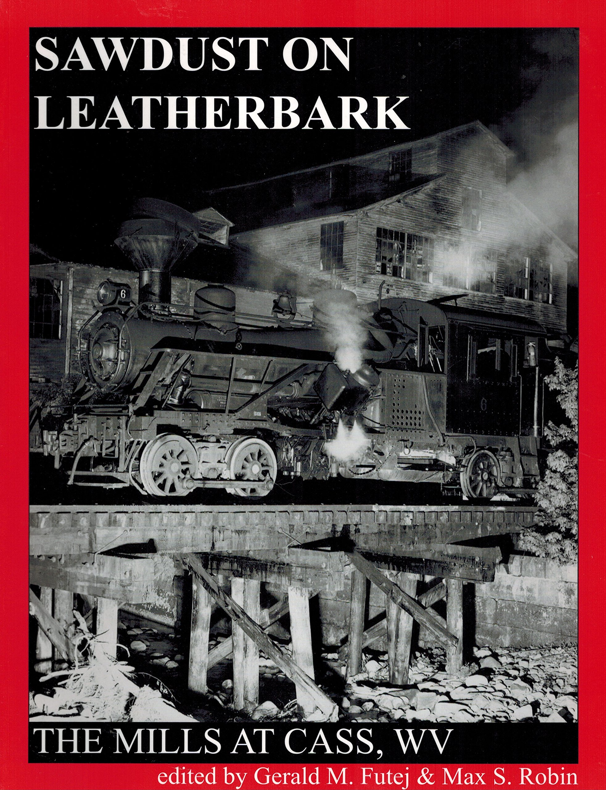 Read Online Sawdust on Leatherbark The Mills at Cass, WV ebook