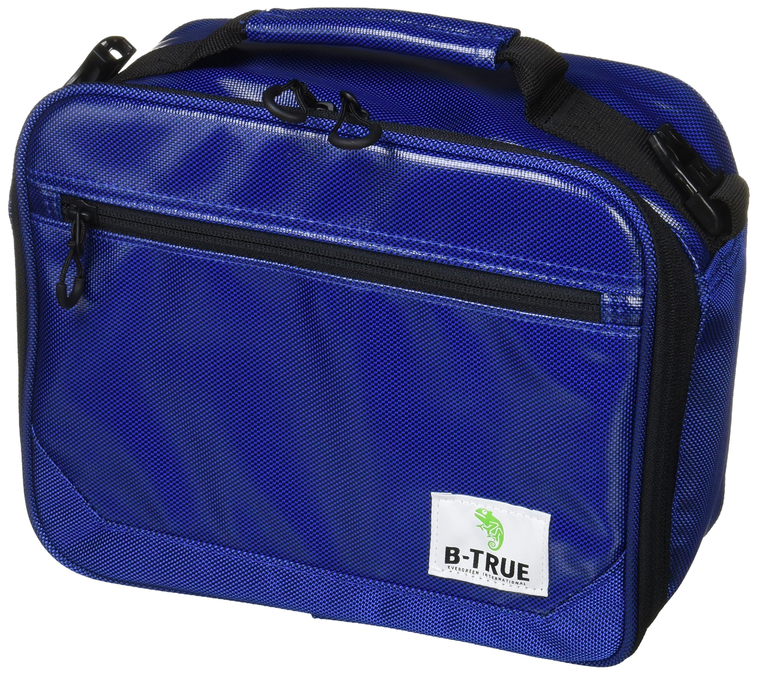 Evergreen B-True Protection Padded Bag W26 x H21 x D12cm Blue (7279) 4533625097279 by EVERGREEN