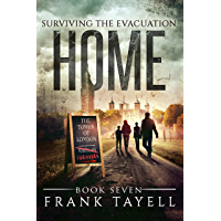 Surviving The Evacuation, Book 7: Home book cover