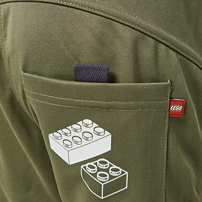 152, Grey LEGO Star Wars PILOU 650 Trucksuits