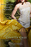 Enslaved: Prisoner of the Amazon Queen (The Erotic Adventures of Jane in the Jungle Book 6)