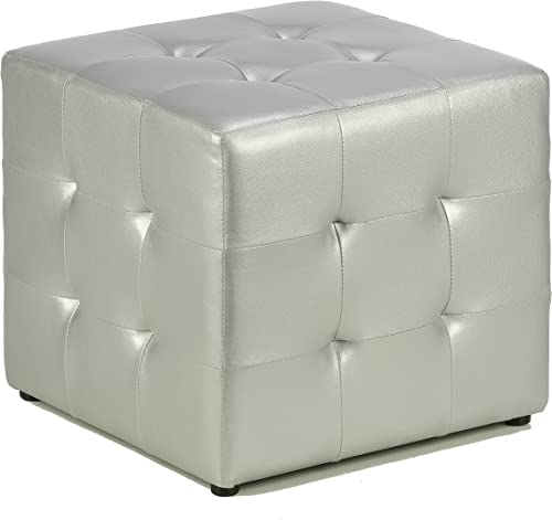Cortesi Home Apollo Cube Ottoman
