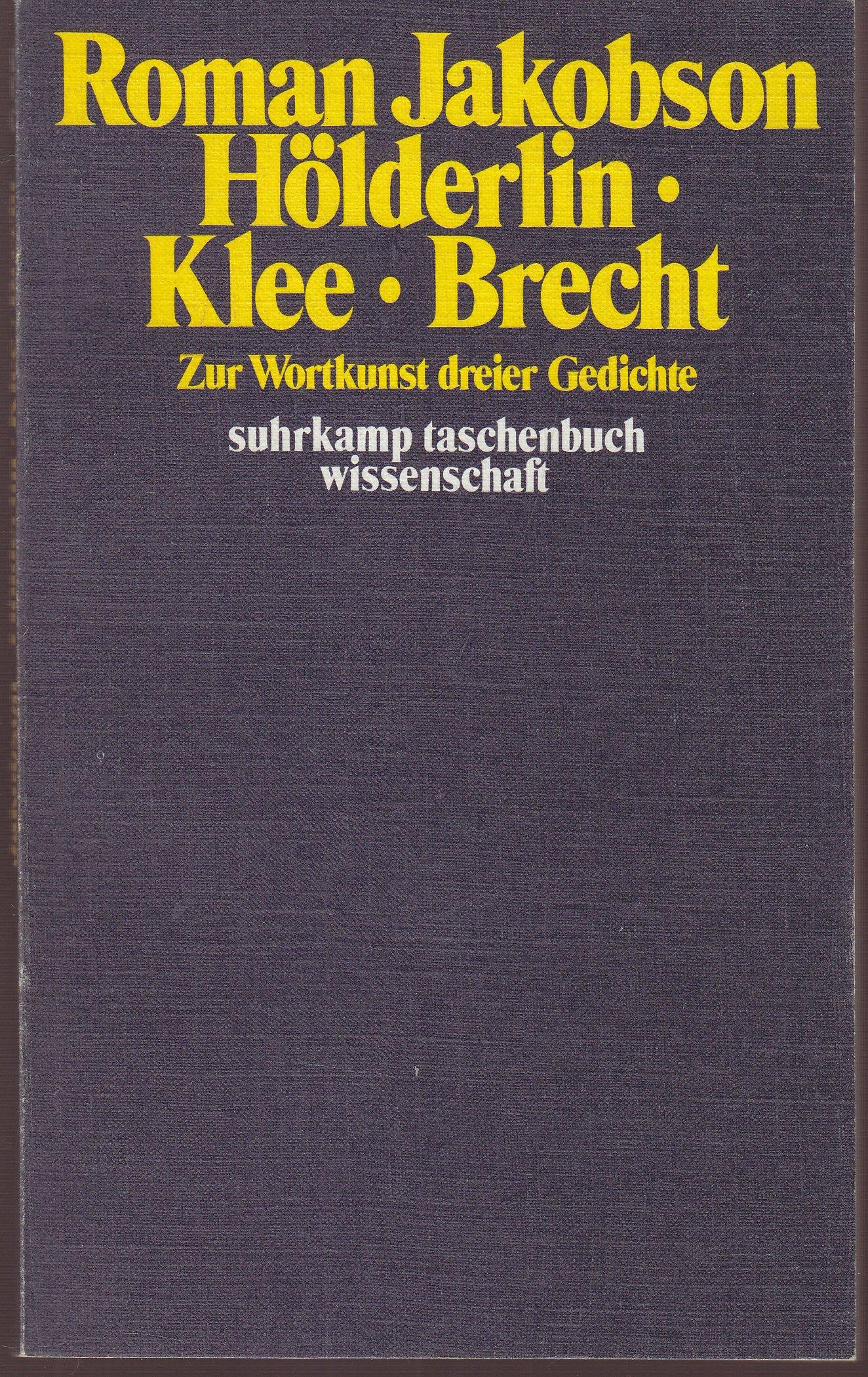 Amazon.de: Roman Jakobson: Bücher, Hörbücher, Bibliografie