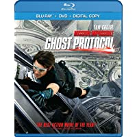 Deals on Mission: Impossible Ghost Protocol Blu-ray + Digital
