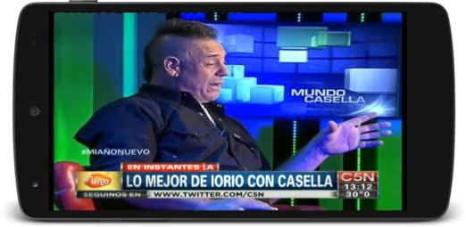 Argentina TV Channels