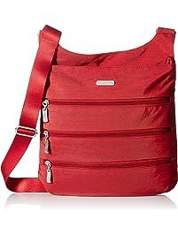 bdc545100d8a Baggallini Big Zipper Crossbody Bag