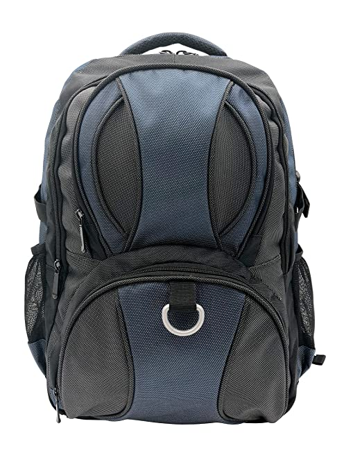 JEMIA Large Travel Backpack with Laptop Computer Compartment 095b96d692d61