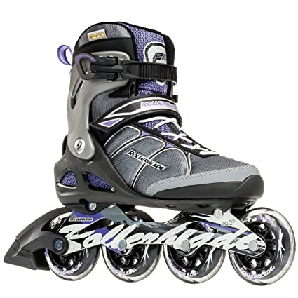 Image result for Rollerblade Macroblade 84W Alu Fitness/Workout Skate