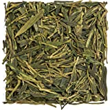 Tealyra - Premium Dragon Well - Long Jing - Green Tea - Loose Leaf Tea - First Grade - Organically Grown - 100g