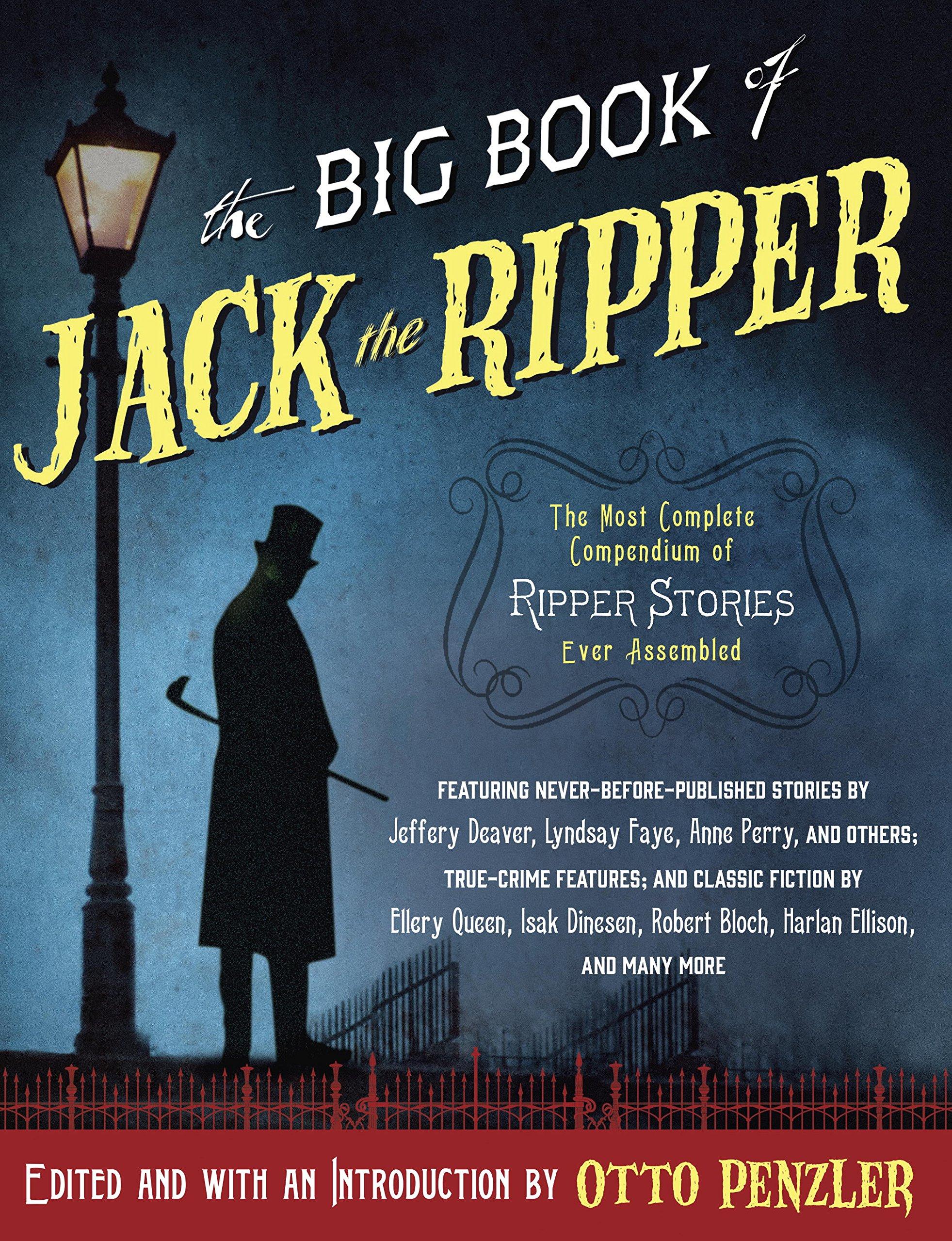 The Big Book of Jack the Ripper (Vintage Crime/Black Lizard Original)
