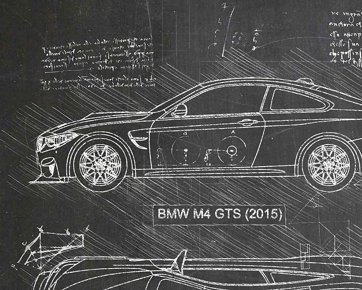 BMW M3 F80 2014//ON QUALITY HEAVY DUTY FULLY WATERPROOF CAR COVER COTTON LINED