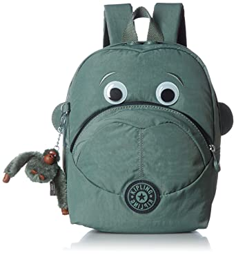 9ad4c72556 Amazon.com  Kipling Fast Kids Backpack Dark Green C  Clothing